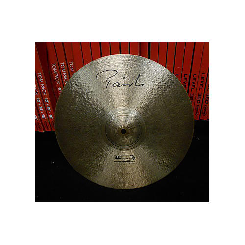 Paiste 14in Dimensions Medium Heavy Crunch Hats Cymbal