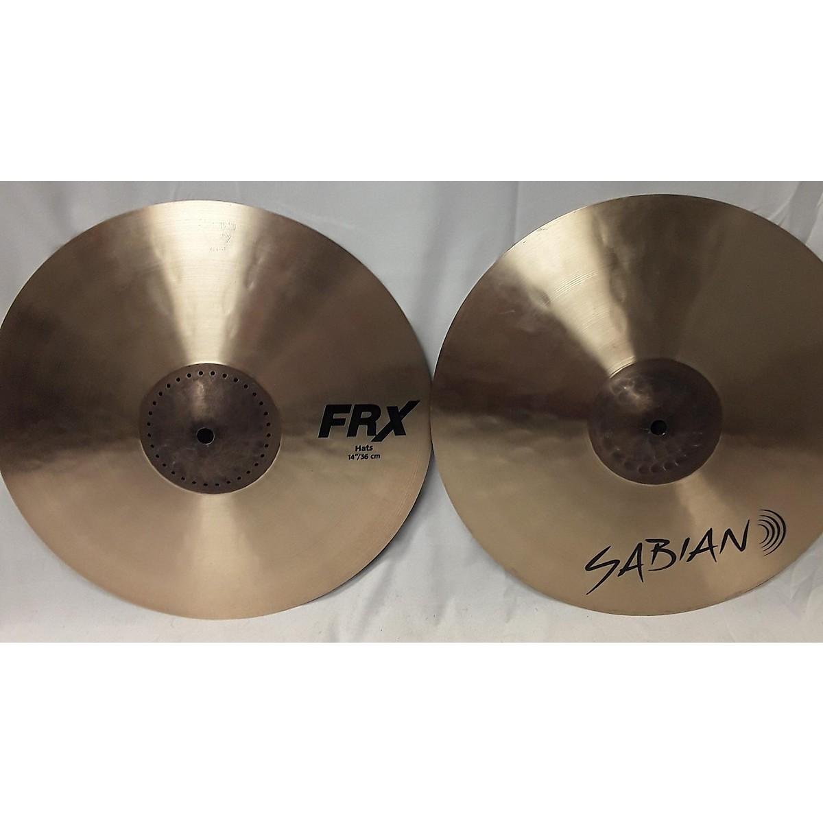Sabian 14in FRX Cymbal