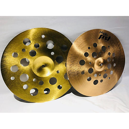Paiste 14in Flanger Stack Cymbal