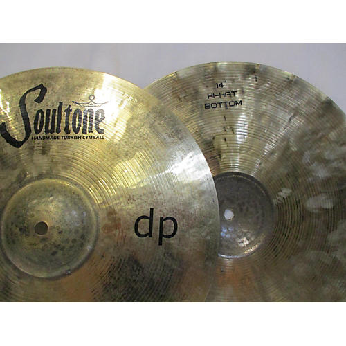 Soultone 14in Gospel Cymbal