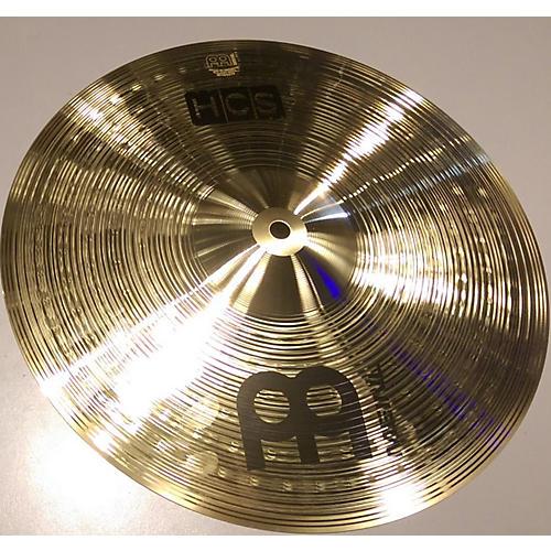 Meinl 14in HCS Hi Hat Bottom Cymbal