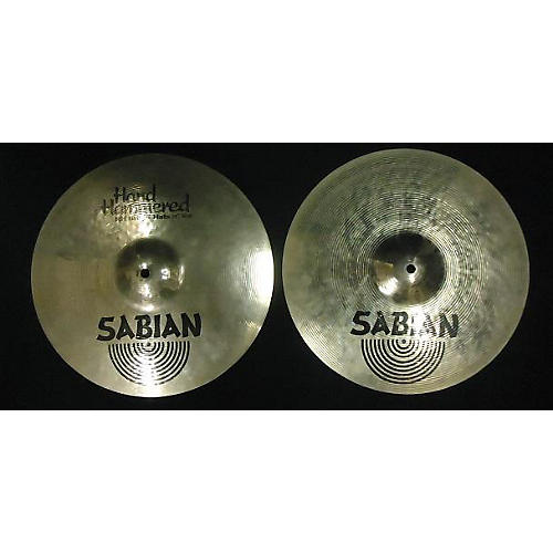 Sabian 14in HH Bright Hats Cymbal