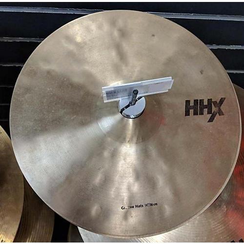 Sabian 14in HH Groove Hi Hat Pair Cymbal