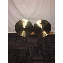 Sabian 14in HH MEDIUM HI HAT PAIR Cymbal