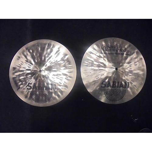 Sabian 14in HH Manhattan Groove Hats Cymbal