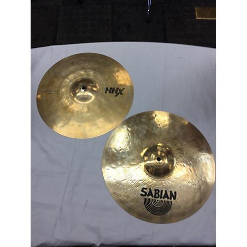 Sabian 14in HHX HI HAT Cymbal