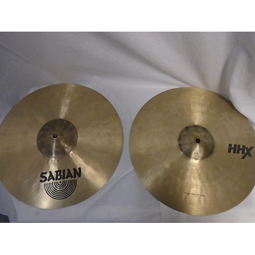 Sabian 14in HHX Stage Hi Hat Pair Cymbal