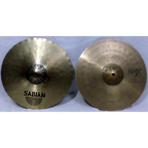 Sabian 14in HHX X-Celerator Hats Cymbal