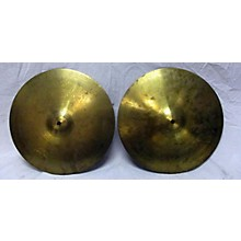 Miscellaneous 14in HI HAT CYMBALS Cymbal