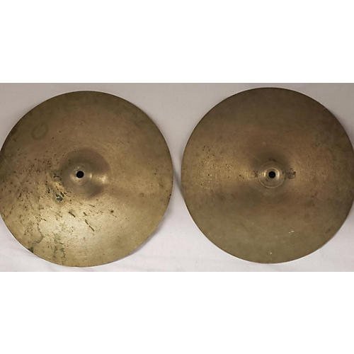Camber 14in HI HAT PAIR Cymbal