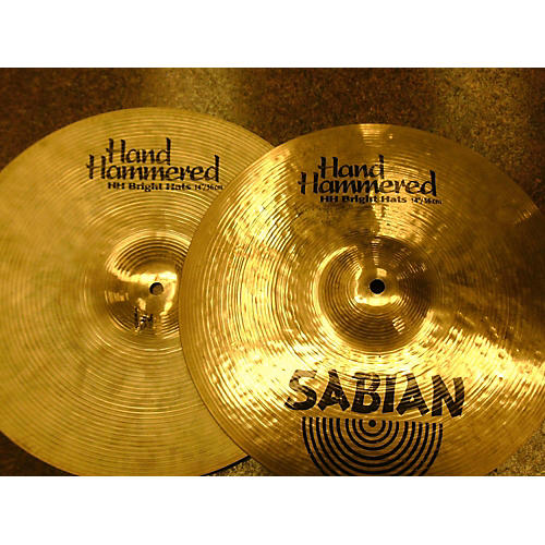 Sabian 14in Hand Hammered Bright Cymbal