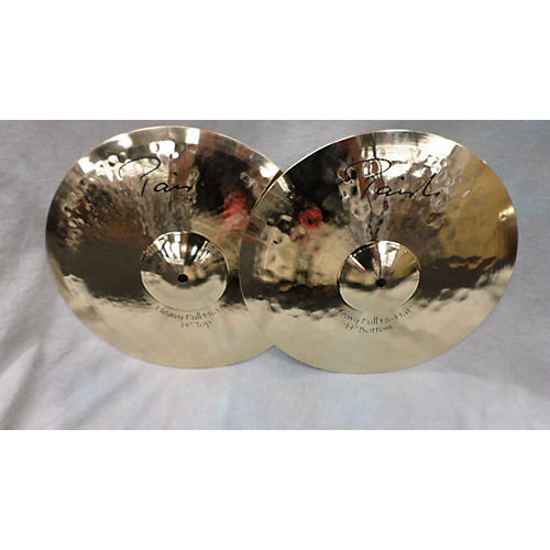 Paiste 14in Heavy Full Hi-hat Cymbal