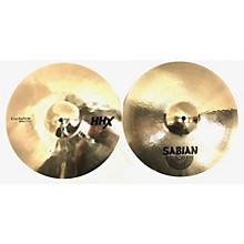 Sabian 14in Hhx Evolution Hi Hat Pair Cymbal