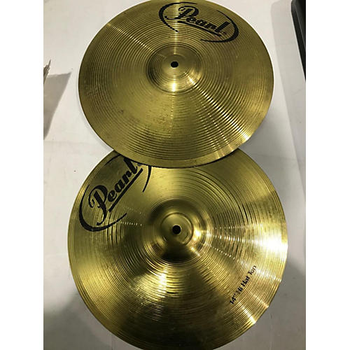 Pearl 14in Hi Hat Pair Cymbal