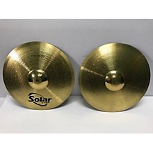Solar by Sabian 14in Hi-Hats Cymbal