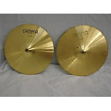 Camber 14in Hi Hats Cymbal