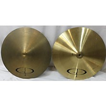GP Percussion 14in Hi-Hats Cymbal