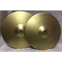 Miscellaneous 14in Hi Hats Pair Cymbal