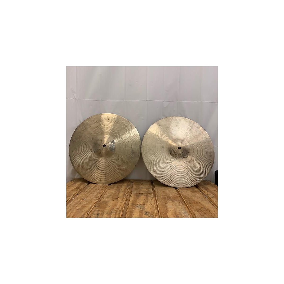Miscellaneous 14in High Hat Pair Cymbal