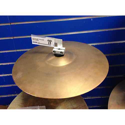 In Store Used 14in Hihat Pair Cymbal