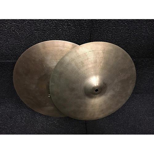 Zildjian 14in Hollow Logo Hi Hat Cymbal