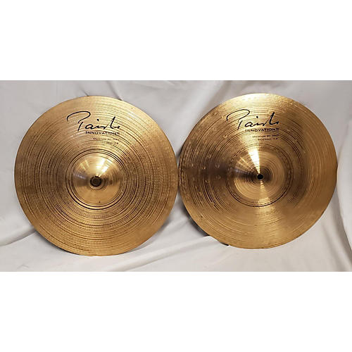 Paiste 14in INNOVATIONS HI HAT PAIR Cymbal