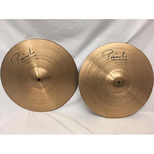 Paiste 14in Innovations Medium Hi Hat Cymbal