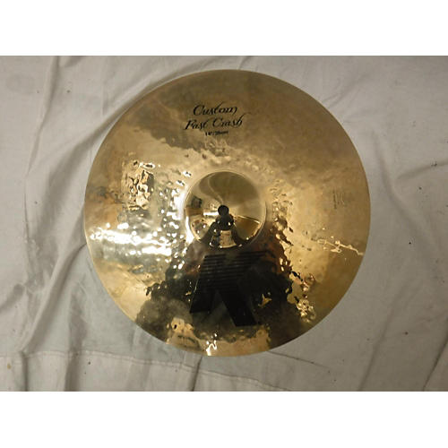 Zildjian 14in K Custom Fast Crash Cymbal