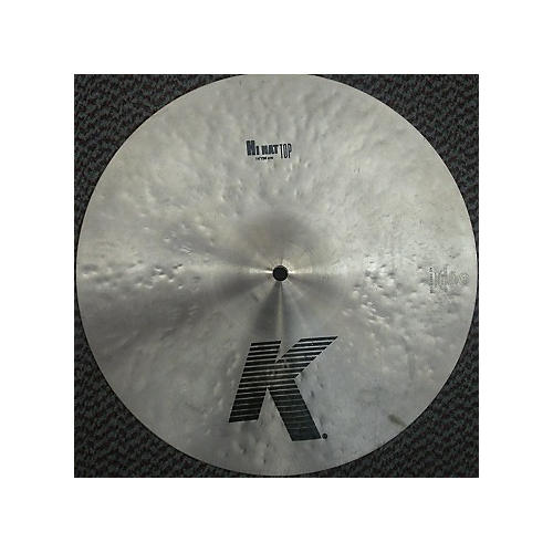 Zildjian 14in K Custom Hybrid Hi Hat Pair Cymbal