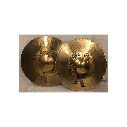 Zildjian 14in K Custom Hybrid Hi Hat Pair Cymbal