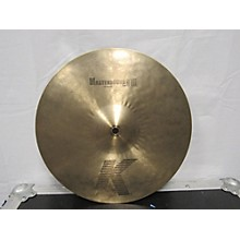 Zildjian 14in K Custom Mastersound Hi Hat Pair Cymbal