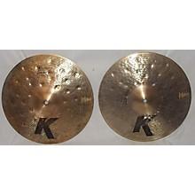 Zildjian 14in K Custom Special Dry Hi Hat Pair Cymbal