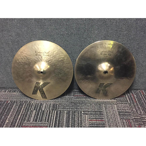 Zildjian 14in K Hi Hat Pair Cymbal