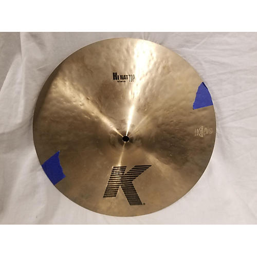 used zildjian 14in k hi hat pair cymbal 33 guitar center. Black Bedroom Furniture Sets. Home Design Ideas