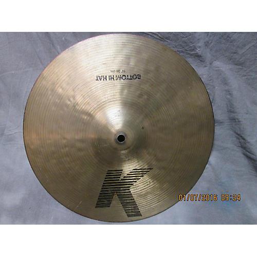 Zildjian 14in K Mastersound Hi Hat Bottom PERC CYMBALS HI-HAT