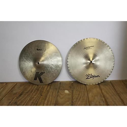Zildjian 14in K/a Series Hihat Pair Cymbal