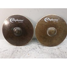 Bosphorus Cymbals 14in K14HD TURK SERIES PAIR Cymbal