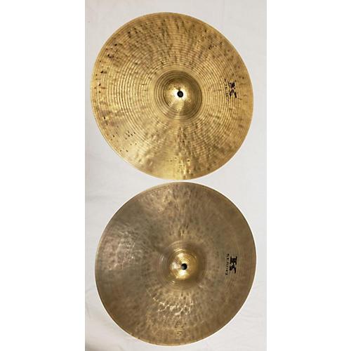 Zildjian 14in Kerope Hi Hat Pair Cymbal
