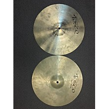 Tosco 14in Light Hats Cymbal