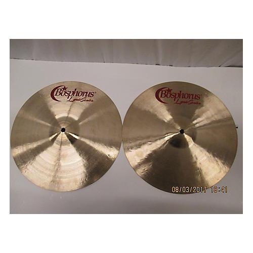 Bosphorus Cymbals 14in Lyric Hats Cymbal