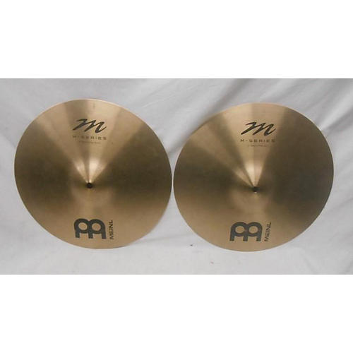 Meinl 14in M SERIES HI HAT Cymbal
