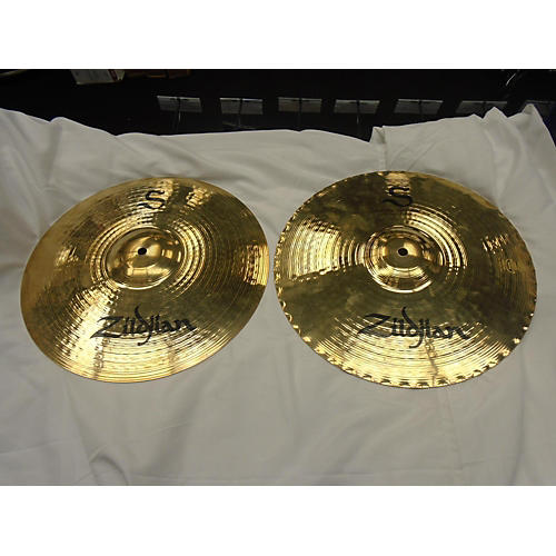 Zildjian 14in MASTERSOUND HIHAT PAIR Cymbal