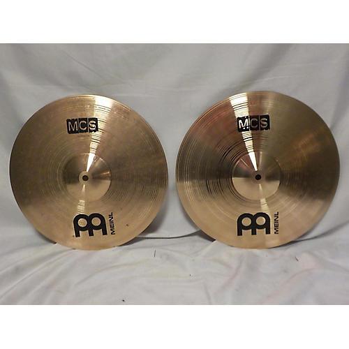 Meinl 14in MCS HI HAT Cymbal