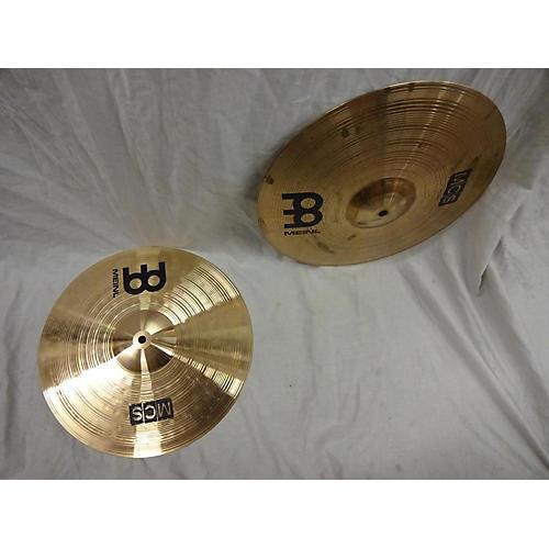 Meinl 14in MCS Series Hi Hat Cymbal