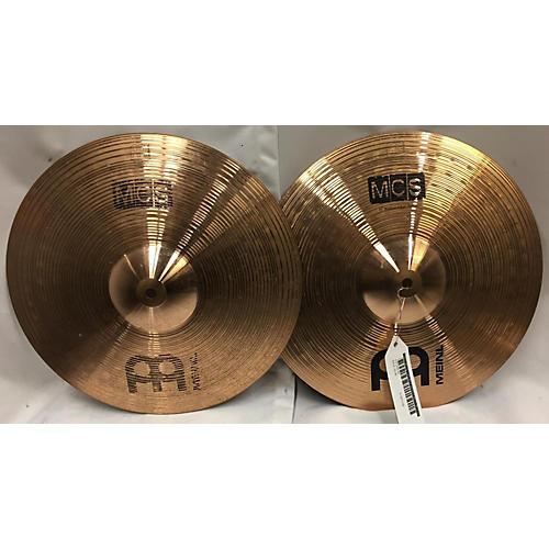 Meinl 14in MCS Series Medium Hi Hat Pair Cymbal