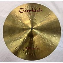 Turkish 14in MILLENNIUM Cymbal