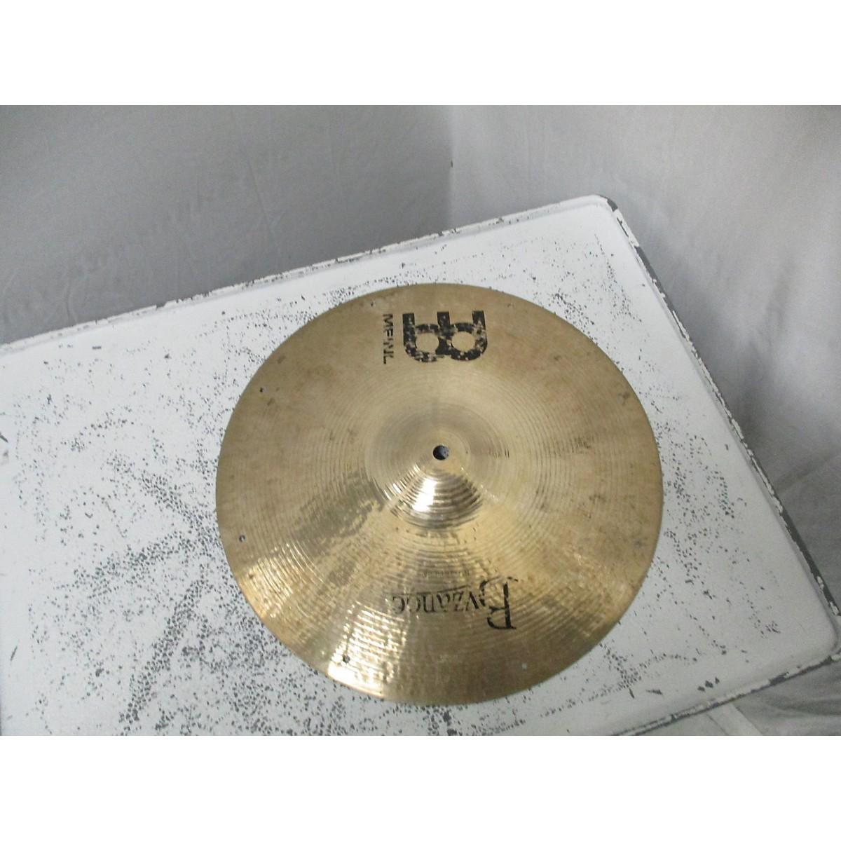 Meinl 14in Meinl Byzance Fast Hi-Hat Brilliant Cymbal
