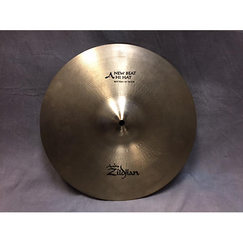 Zildjian 14in New Beat Hi Hat Bottom Cymbal