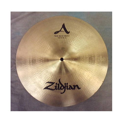 Zildjian 14in New Beat Hi Hat Top Cymbal