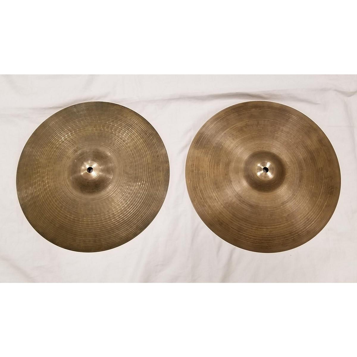 Zildjian 14in New Beat Pair/Misc Cymbal